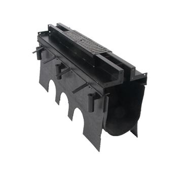 T2000-SD-CO 14 1/4″ Deep, 12″ Wide Body Slot Drain Cleanout Port
