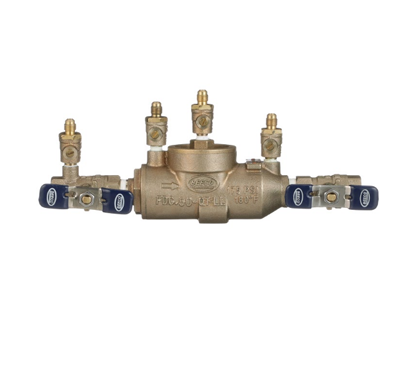 "FDC (½""-2″) Double Check Backflow Assemblies"