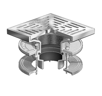 Sump Roof Drains