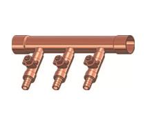 CM-OE-PEXBV Copper Manifolds