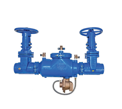 "FRP (2 ½""-10″) Reduced Pressure Zone Backflow Assembly"
