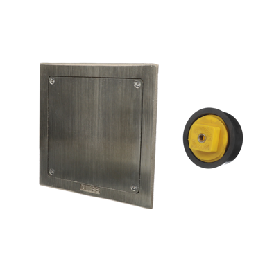 C1440-S Expandable Line Cleanout with Square Access Panel