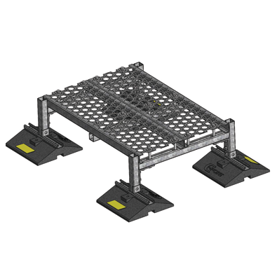CMPW-MD Medium Duty Mechanical Platforms