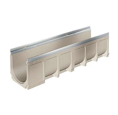 Polymer Concrete Trench Drains